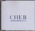 CHER Dov'e L'Amore UK CD5 Promo w/2 Tracks