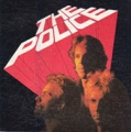 THE POLICE 1981 JAPAN Tour Program
