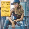 CHRISTINA MILIAN Dip It Low EU CD5 w/Tatoo Sheet