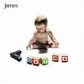 JAMES Hey Ma! EU CD