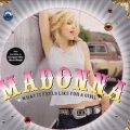 MADONNA What It Feels Like For a Girl USA Double 12