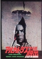ESCAPE FROM ALCATRAZ Original Japan Movie Program RARE!