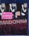 MADONNA Sticky & Sweet Tour USA Blu-ray