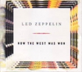 LED ZEPPELIN How The West Was Won USA CD5 Promo Sampler w/5 Tracks