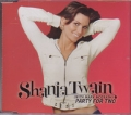 SHANIA TWAIN Party For Two EU CD5 w/2 Tracks