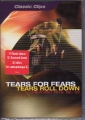 TEARS FOR FEARS Tears Roll Down: Greatest Hits '82-'92 CANADA DVD