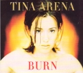 TINA ARENA Burn AUSTRALIA CD5 w/Acoustic Version