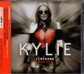 KYLIE MINOGUE Timebomb CHINA CD5
