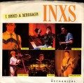 INXS I Send A Message USA 7