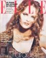 VANESSA PARADIS Elle (1/16/95) FRANCE Magazine