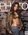 JANET JACKSON American Photo (9-10/04) USA Magazine