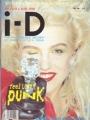 i-D (4/85) UK Magazine