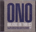 YOKO ONO Walking On Thin Ice USA CD5 w/PET SHOP BOYS Remixes