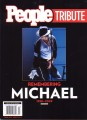 MICHAEL JACKSON People Tribute: Remembering Michael USA Picture Book