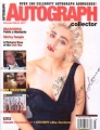MADONNA Autograph Collector (2-3/07) USA Magazine