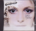 GOLDFRAPP Black Cherry USA CD5 w/Mixes & Videos