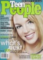 BRITNEY SPEARS Teen People (2/2000) USA Magazine