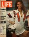 RAQUEL WELCH Life (6/2/72) USA Magazine
