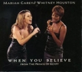 MARIAH CAREY & WHITNEY HOUSTON When You Believe HOLLAND 12
