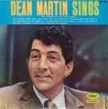 DEAN MARIN Sings JAPAN LP w/Red Vinyl