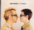 EURYTHMICS 17 Again USA CD5 Promo w/2 Tracks
