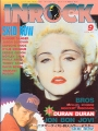 MADONNA Inrock (9/90) JAPAN Magazine