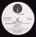 ANGIE STONE (w/Alicia Keys & Eve) Brotha (Parts 1 & 2) USA 12