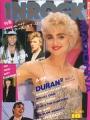 MADONNA Inrock (10/87) JAPAN Magazine