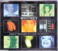 WHITNEY HOUSTON Dance Megamix USA CD5 Promo Only