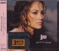 JENNIFER LOPEZ Ain't It Funny JAPAN CD5 w/3 Tracks
