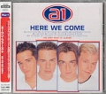 A1 Here We Come JAPAN CD