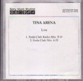 TINA ARENA Live USA CD5 Promo Test Pressing
