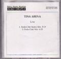 TINA ARENA Live USA CD5 Promo Test Pressing