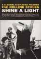 ROLLING STONES Shine A Light JAPAN Movie Program
