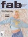 GERI HALLIWELL Fab (5/24-6/6/01) CANADA Magazine