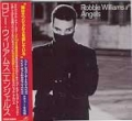 ROBBIE WILLIAMS Angels JAPAN CD