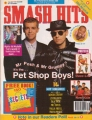 PET SHOP BOYS Smash Hits (9/19-10/2/90) UK Magazine