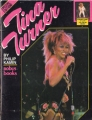 TINA TURNER Tina Turner USA Picture Book w/Giant Full-Color Post