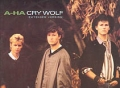 A-HA Cry Wolf UK 12