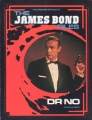 JAMES BOND 007 The James Bond Files-Dr. No USA Book