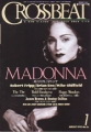 MADONNA Crossbeat (1/93) JAPAN Magazine