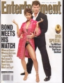 JAMES BOND 007 Entertainment Weekly (11/29/02) USA Magazine