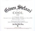 GWEN STEFANI Cool USA CD5 Promo