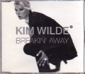 KIM WILDE Breakin` Away UK CD5 Promo