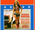 JESSICA SIMPSON These Boots Are Made For Walking UK CD5 w/4 Track
