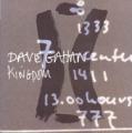 DAVE GAHAN Kingdom EU 12
