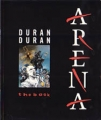 DURAN DURAN Arena UK Picture Book