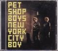 PET SHOP BOYS New York City Boy USA CD5 w/9 Remixes