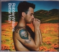 ROBBIE WILLIAMS Better Man AUSTRALIA CD5 w/Live Track & Video