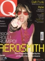 AEROSMITH Q (4/01) UK Magazine